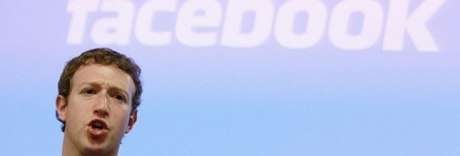 Mark Zuckerberg, PDG et fondateur de Facebook