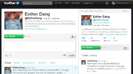 Esther Dnag Twitter