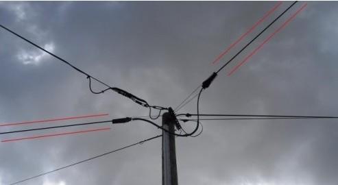 Phase 3 telecom installe de la fibre optique a rienne en for Qui installe la fibre optique
