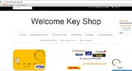 Welcome Key Shop