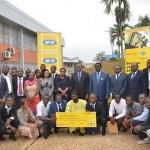 MTN Cameroun : Des bourses de l'excellence à 145 étudiants