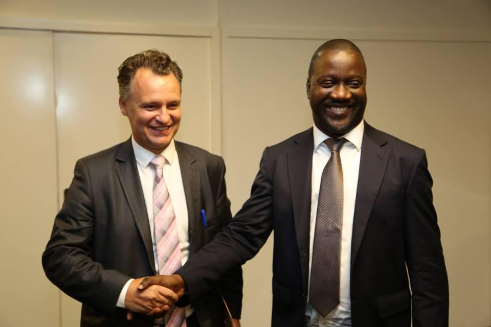 Le Camerounais Freddy Tchala, nouveau directeur de MTN Côte d'Ivoire