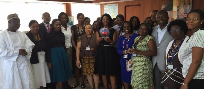 Orange Cameroun désigné Top Employer Africa 2015