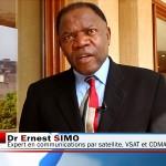 Dr Ernest Simoaux JERSIC 2015 : «Nous devons aller vers une économie ''info-centrique'' en vulgarisant les TIC…»