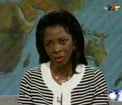 Elisabeth Medou Badang CRTV1