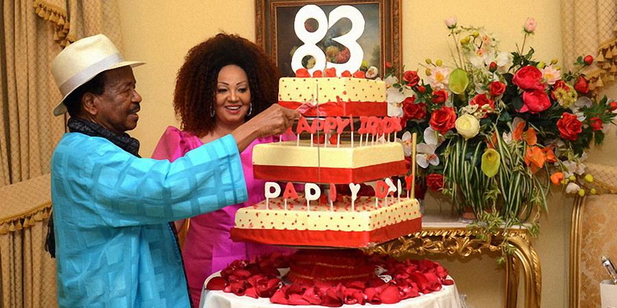 anniversaire paul biya