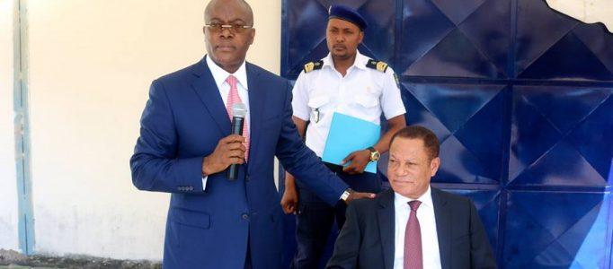 Gabon: Lin Mombo, le nouveau PCA de l'INPTIC installé par Pastor NGOUA N'NEME