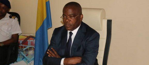 Pastor Ngoua N'neme, ministère gabonais de l'Economie numérique et de la Poste.