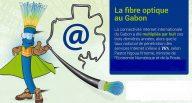 Gabon Fibre optique