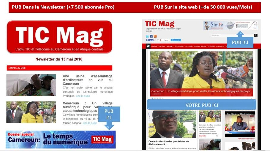 PUB Forfaits TIC Mag