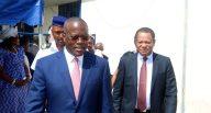 Pastor Ngoua N'neme et Lin Mombo
