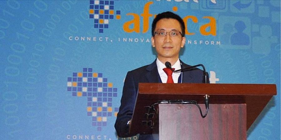Jimmy Pang, le Vice-président de Huawei.