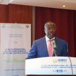 Numérique: Pastor Ngoua N'Neme présente les acquis et défis du Gabon au SENIG 2016