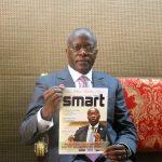 Pastor Ngoua N'NEME présente le magazine Smart Gabon [VIDÉO]