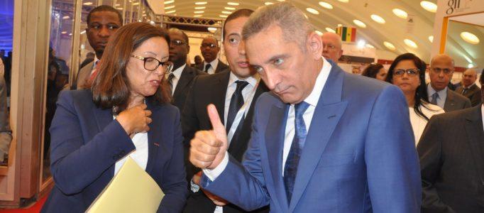 Maroc: Pour Moulay Hafid Elalamy, la coopération aidera à rattraper le retard numérique de l'Afrique