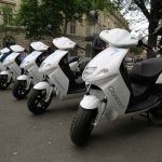 Ville intelligente: En 2017, Cityscoot va proposer la location de 1 000 scooters électriques en libre-service à Paris