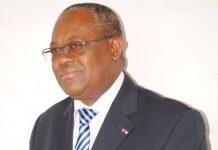 Joseph LE, Directeur du Cabinet Civil Adjoint à la Présidence de la République.