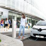 Smart City: A Paris, Renault propose aux entreprises un service de location de véhicules électriques entre employés