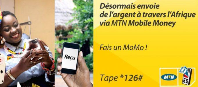 A partir du Cameroun, MTN lance un service d'envoi d'argent vers 25 pays africains
