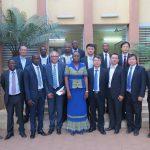 Burkina Faso : Des investisseurs étrangers d'AGI-AFRIQUE désireux développer le secteur du numérique