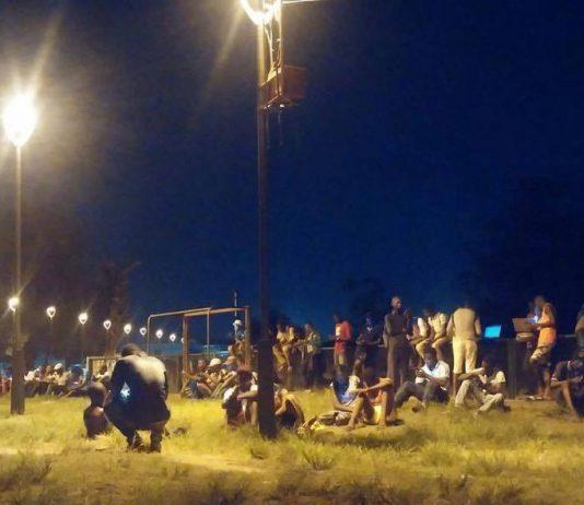 Grâce à la fibre optique de Congo Telecom, les Brazzavillois profitent encore du wifi public gratuit