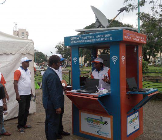 Cameroun : GoSat en campagne dans 12 villes pour proposer l'Internet haut débit et éviter la « ségrégation numérique »
