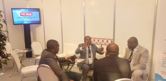 TIC Mag et ICT Media STRATEGIES présents au Salon AITEX à Casablanca au Maroc
