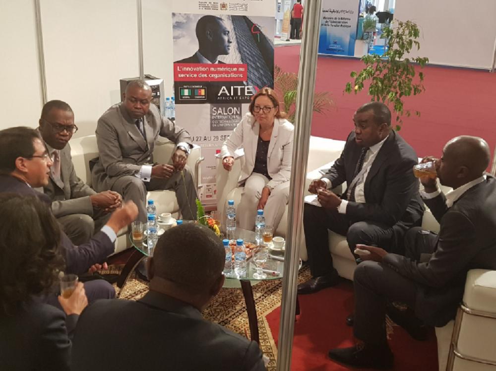 Saloua Karkri-Belkeziz : « Le Salon AITEX 2017 a enregistré plus de 4 000 visiteurs de seize pays »