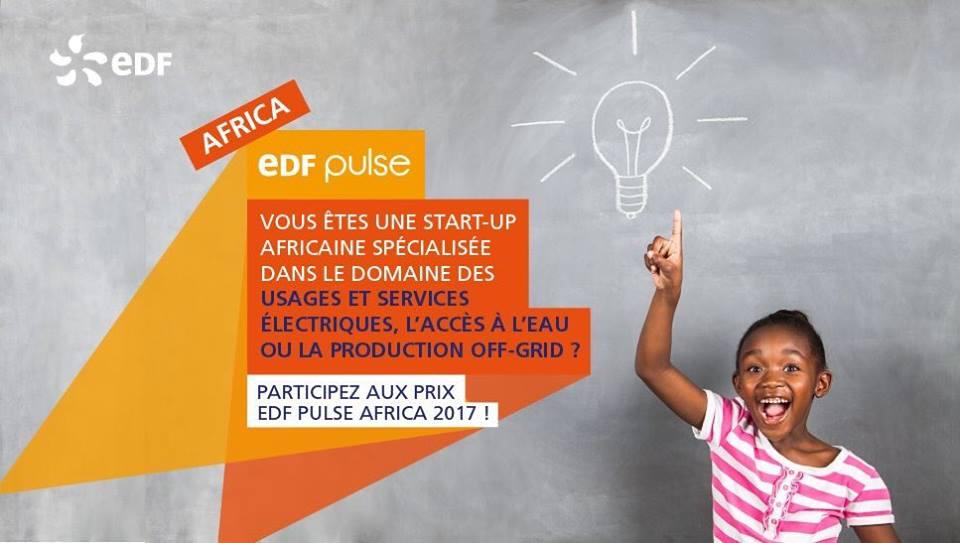 prix edf pulse africa le cameroun fait la course en t te des projets pr s lectionn s tic mag. Black Bedroom Furniture Sets. Home Design Ideas