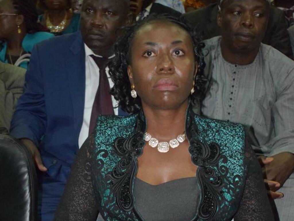 Léontine Nkamba, directeur adjoint chargé des études de Sup'PTIC.