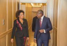 Au Bénin, Michaëlle Jean et Patrice Talon décident de la création d'un Réseau des ministres francophones du numérique