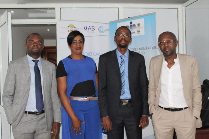 Le Congo Brazza et le Gabon connectés via le projet de fibre optique CAB en fin mars 2018