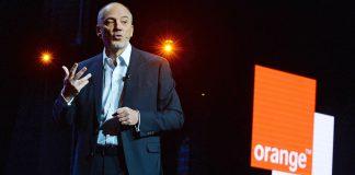 Stéphane Richard, PDG d'Orange. | Photo : ERIC PIERMONT/AFP