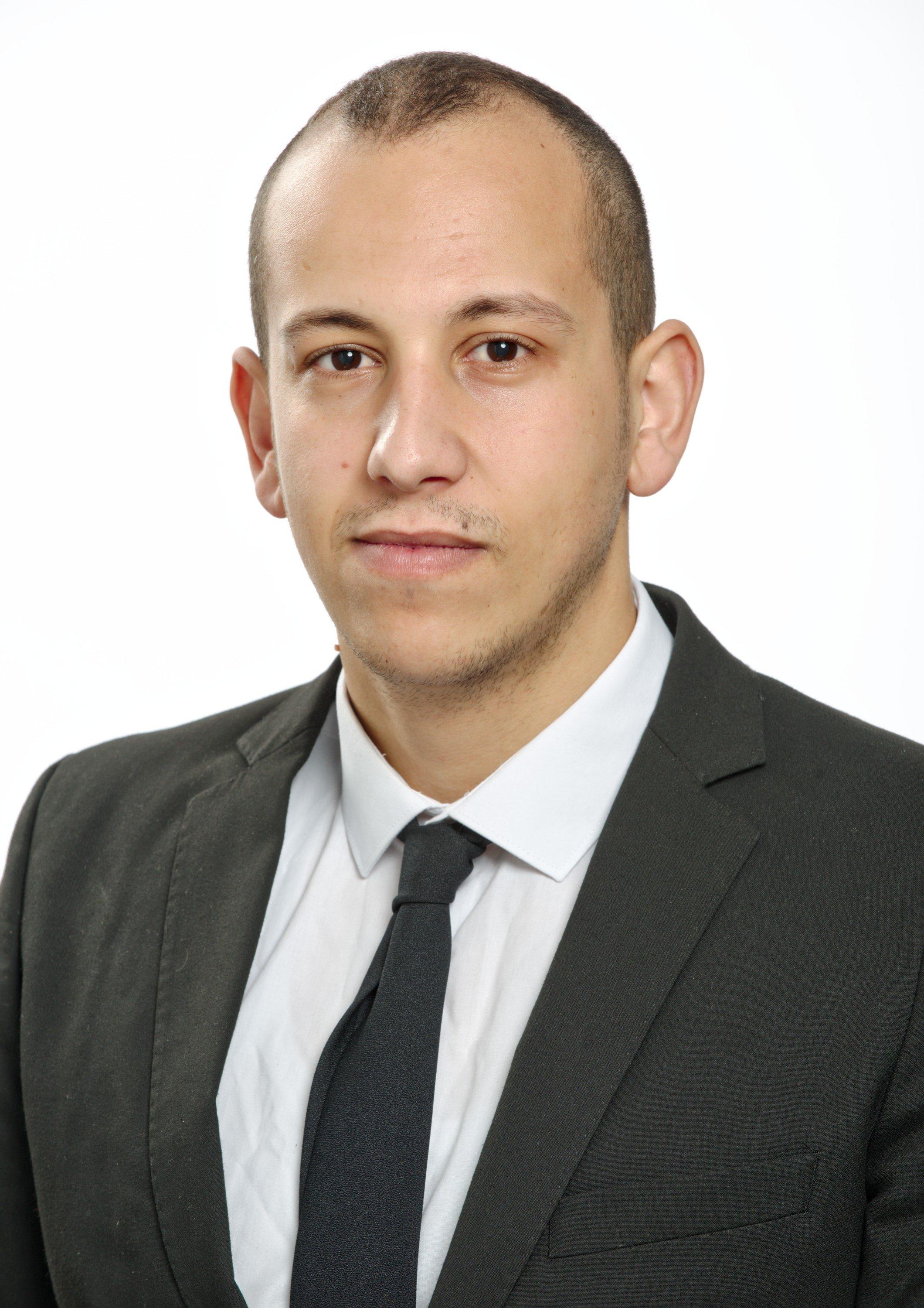 Nassim BELOUAR, co-fondateur de Blockchain Algeria