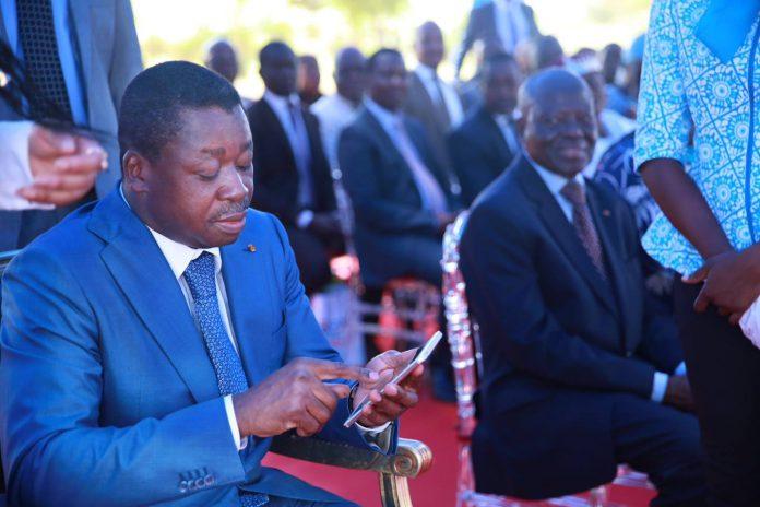 Faure Gnassimbé expérimente son compte d'épargne mobile Eco CCP