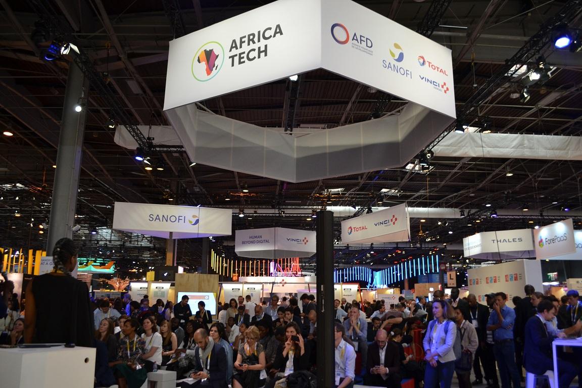 Viva technology 2018 les start ups africaines font leur - Parc des expositions paris porte de versailles ...