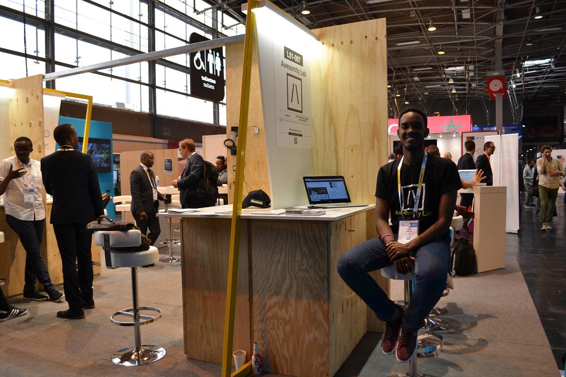 Viva technology 2018 les start ups africaines font leur - Parc d exposition porte de versailles ...
