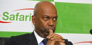 Kenya : Isaac Awuondo, DG de Commercial Bank of Africa, pour remplacer Bob Colymore de Safaricom ?