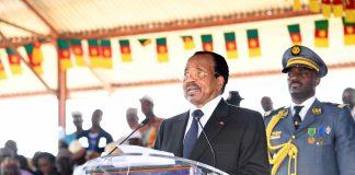 """Paul Biya : """"Je m'engage à faire du Cameroun un pôle africain de référence dans l'économie numérique"""""""