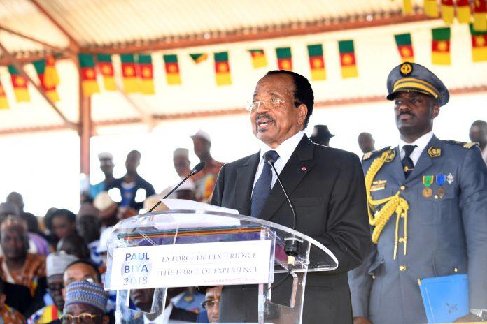 Paul Biya :