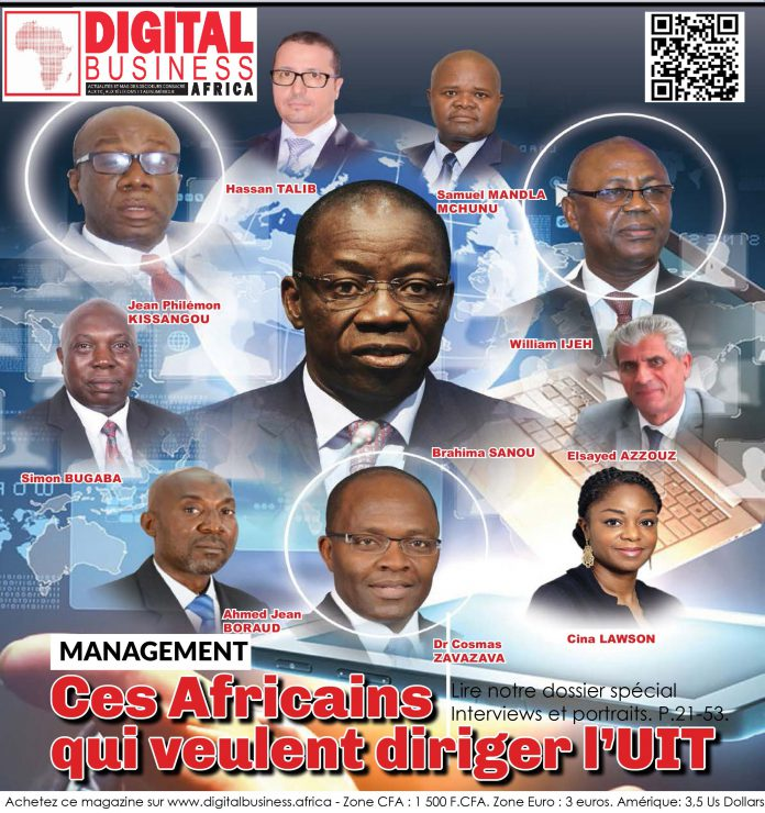 DIGITAL Business Africa N° 001