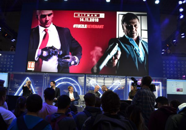 Photos Paris Games Week (12)