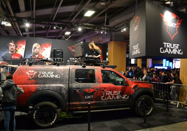 Photos Paris Games Week (16)