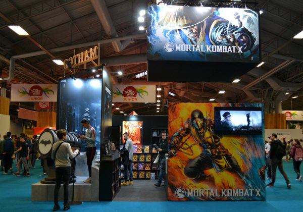 Photos Paris Games Week (17)