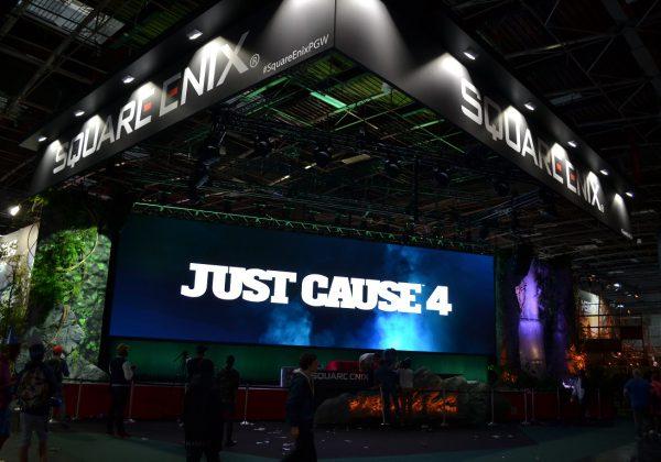 Photos Paris Games Week (5)