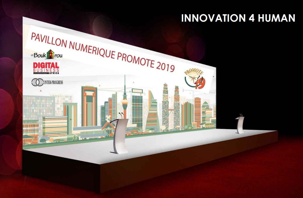 Cameroun : Digital Business Africa et le Boukarou vous propose « Innovation for Human » à Promote 2018