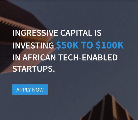 Ingressive Capital va investir jusqu'à 100 000 dollars dans des startups africaines