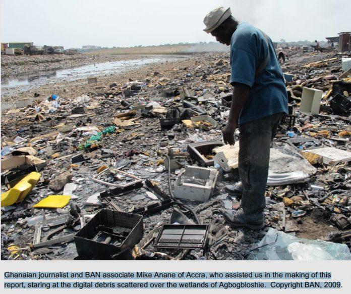 Déchets électroniques : comment l'Afrique est devenu le dépotoir de l'Europe et quelles solutions adopter