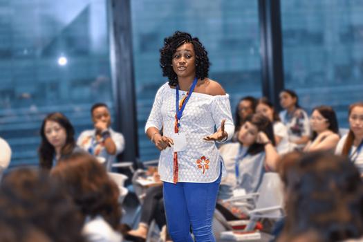 Vanessa Mbamarah : « Avec Ztallion, en un an, nous avons enregistré quatre histoires de réussite de Béninois sur Google »