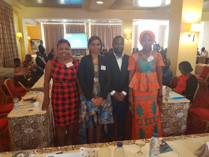 Serge Zambo, Ibamie Aissata, Diane MFONDOUM e Danielle AKINI vincitori di Pitch Hub Africa Yaoundé 2019